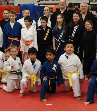 Specialized Karate Courses