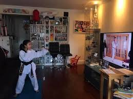 Virtual Karate Class 2